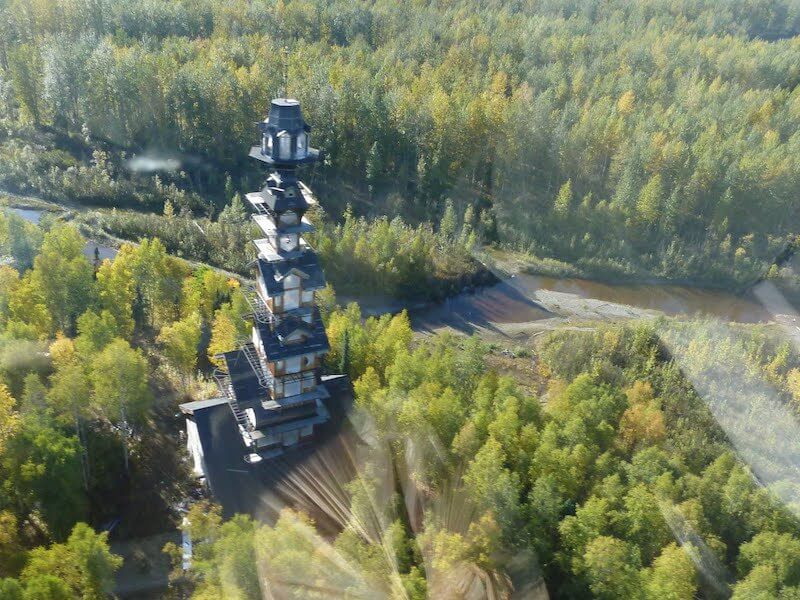 Mysterious Real Life Dr. Seuss House In Alaska 7 (1)