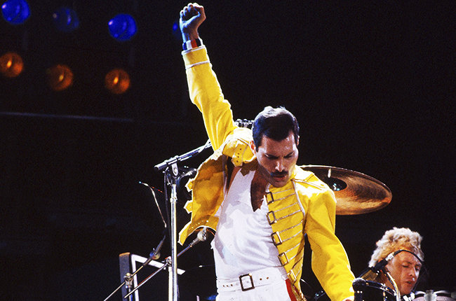 freddie-mercury greatest singer all time