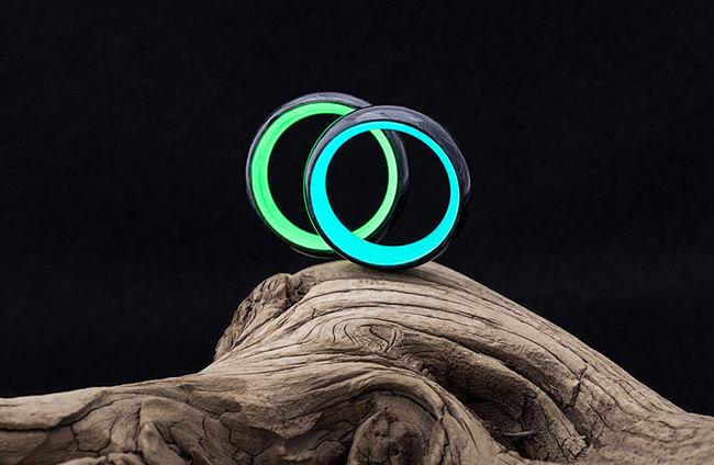 Carbon Fiber wedding rings 2