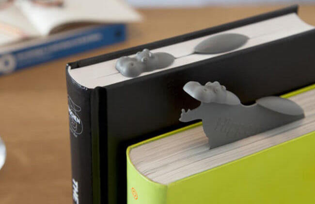 hippo bookmarks