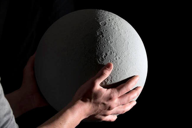 Lunar Globe 1