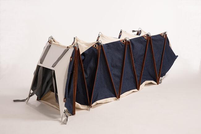backpack sleeping tent 2