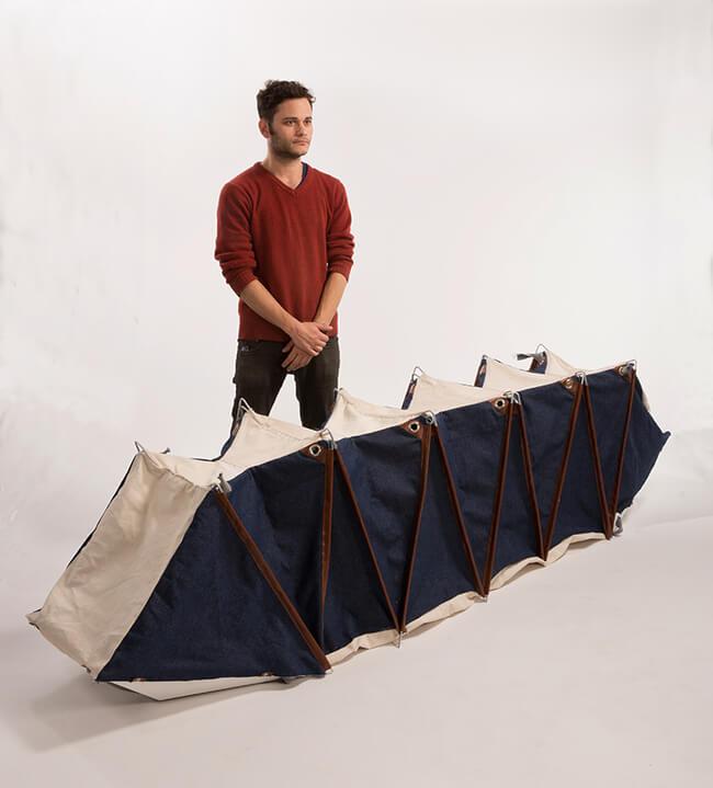 backpack sleeping tent 3
