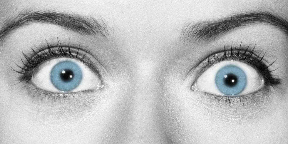 interesting facts about the eyes