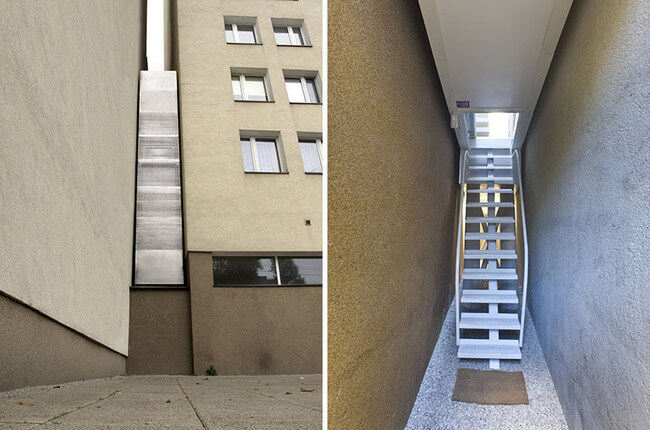 world's narrowest house 4