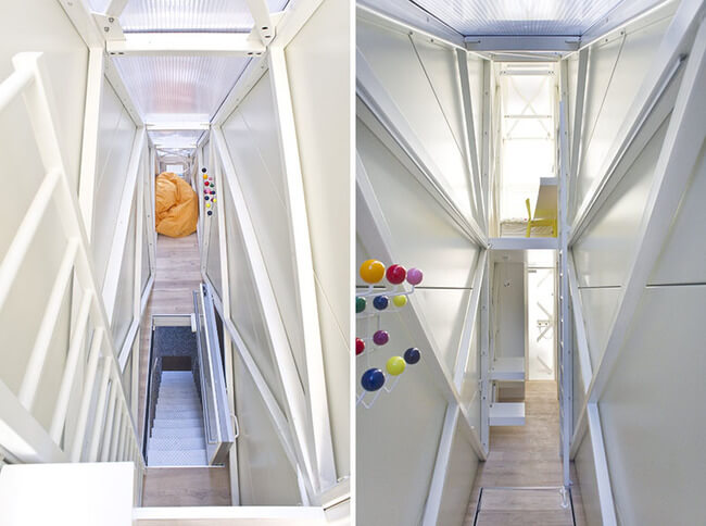 world's narrowest house 7