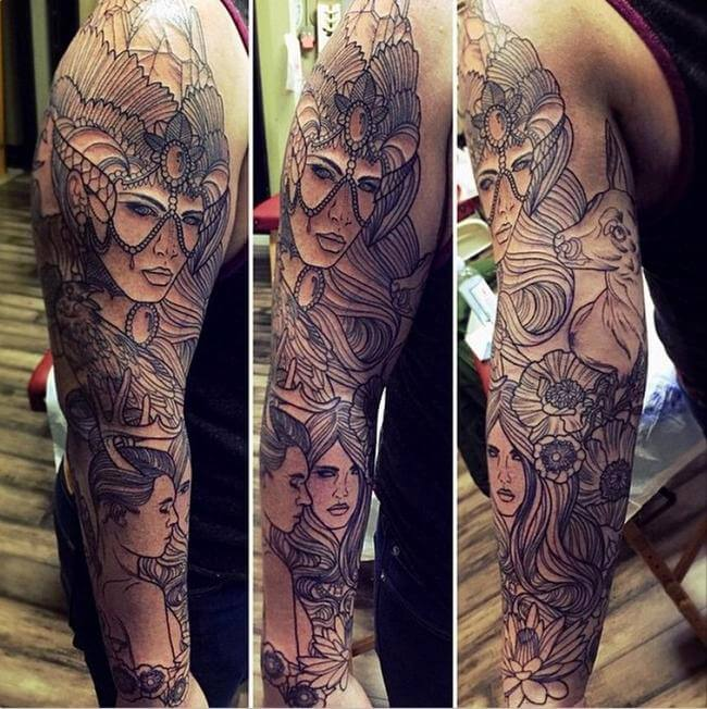 cool tattoo designs 10