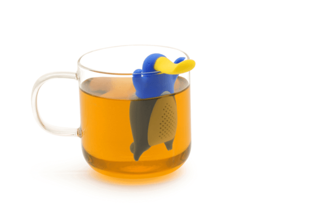 Tea Infuser Is Shaped Like a Platypus 5