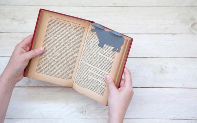 Hippo Bookmarks 4