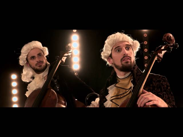 2Cellists Mix Beethoven And Led Zeppelin And It's Really Badass