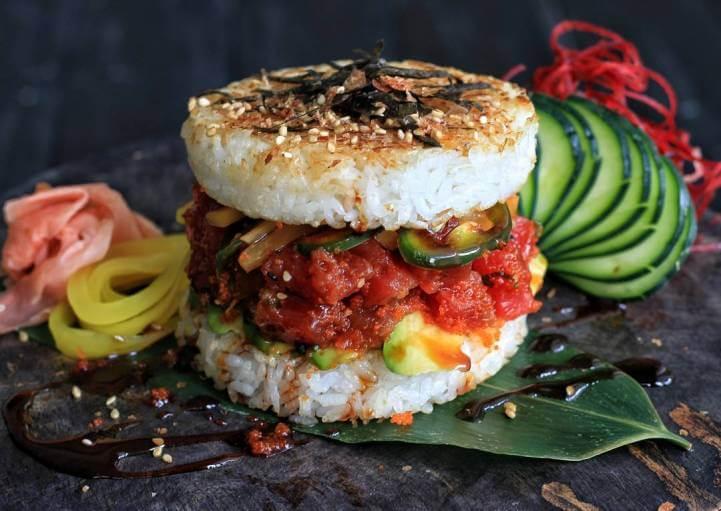 Burger Sushi (1)