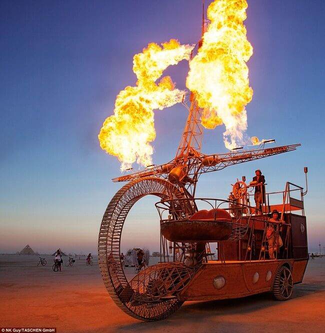 burning man festival 23