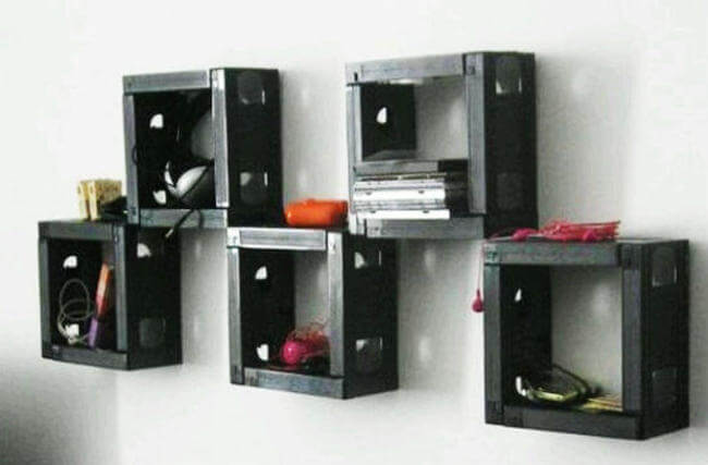 20 Awesome Ideas To Turn Old Vhs Tapes Into Something New