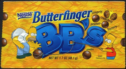 Snacks From The 90s