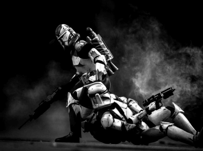 Marine Photos Of Star Wars Action Figures 9