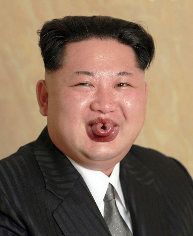 Newly Released Portrait Of Kim Jong-un 4