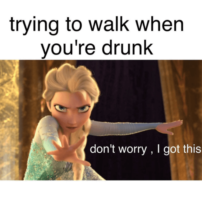 Funny Meme About Drinking : Disney memes that are so funny they change everything