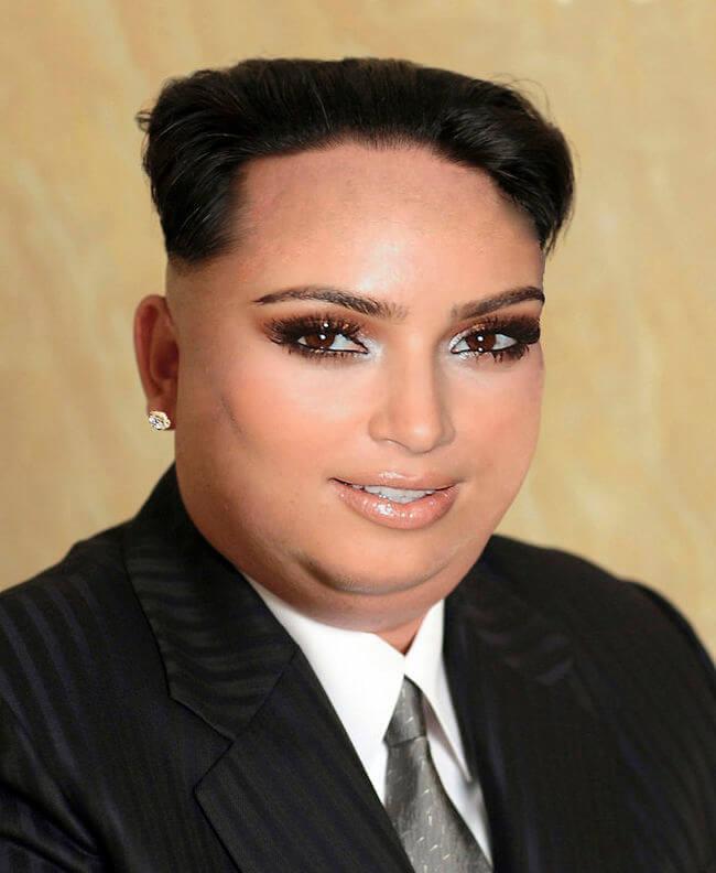 Newly Released Portrait Of Kim Jong-un 3