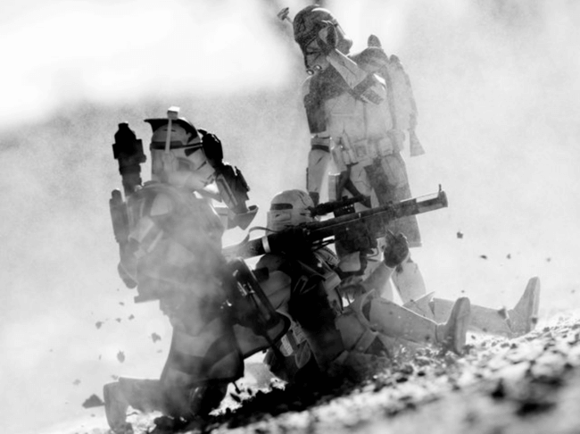 Marine Photos Of Star Wars Action Figures 8