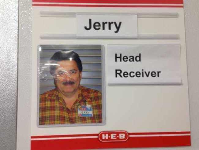 funny job title 26