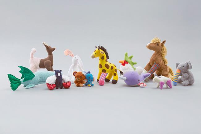 Stuffed Animals Get Limb Transplants 14