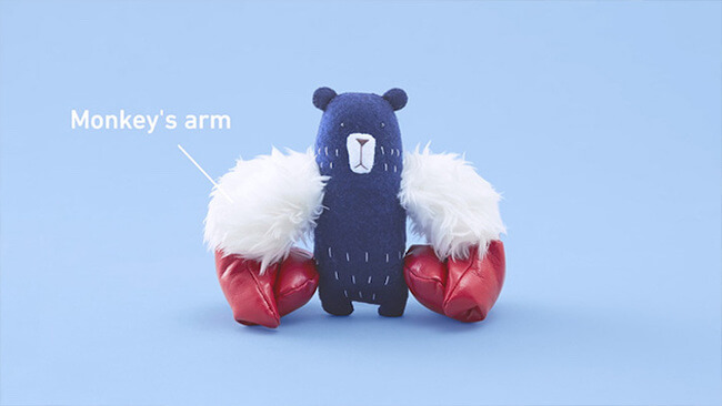 Stuffed Animals Get Limb Transplants 2