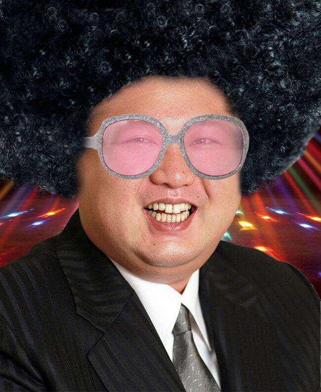 Newly Released Portrait Of Kim Jong-un 7