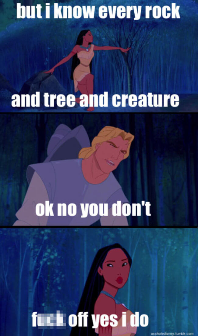23 Disney Memes That Are So Funny They Change Everything