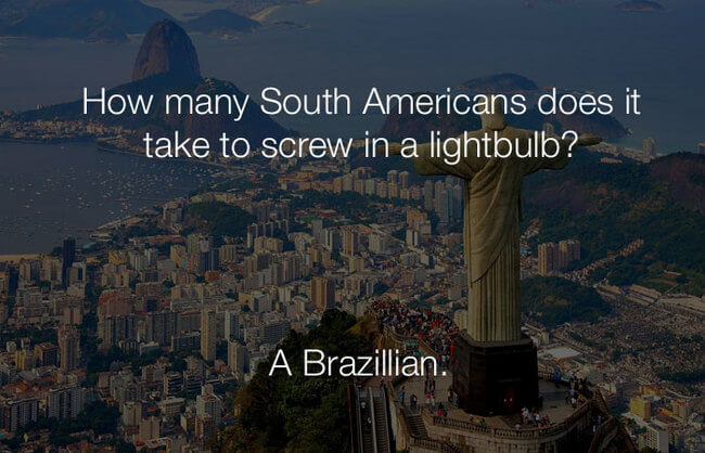 lmao funny jokes - how many south americans does it take 20