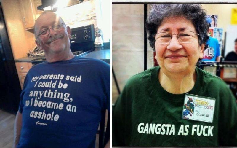 funny tshirt sayings feat