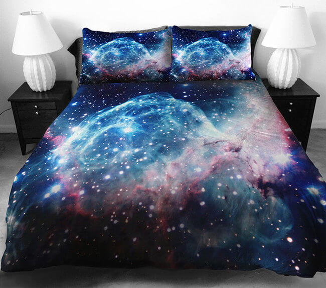galaxy bedding 4