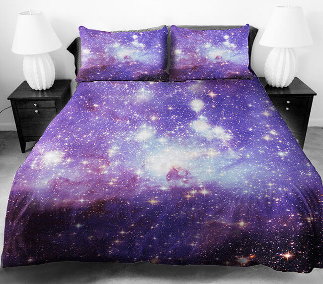 galaxy bedding 9