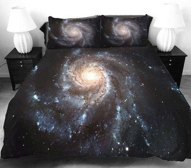 galaxy bedding 1