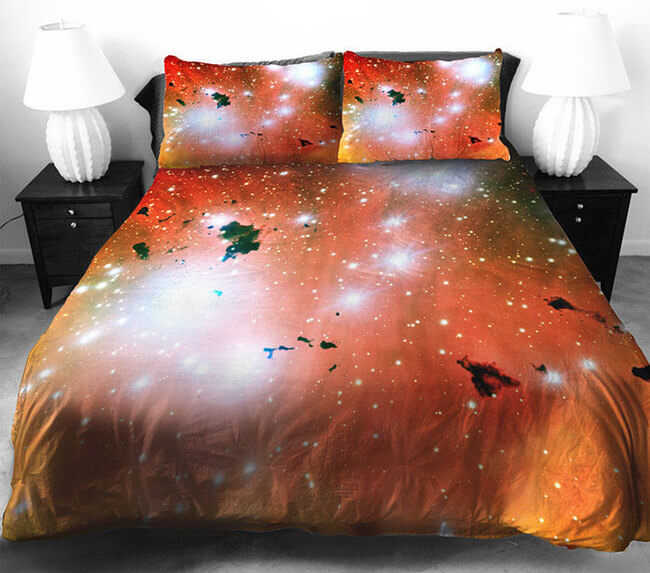 galaxy beddings 8
