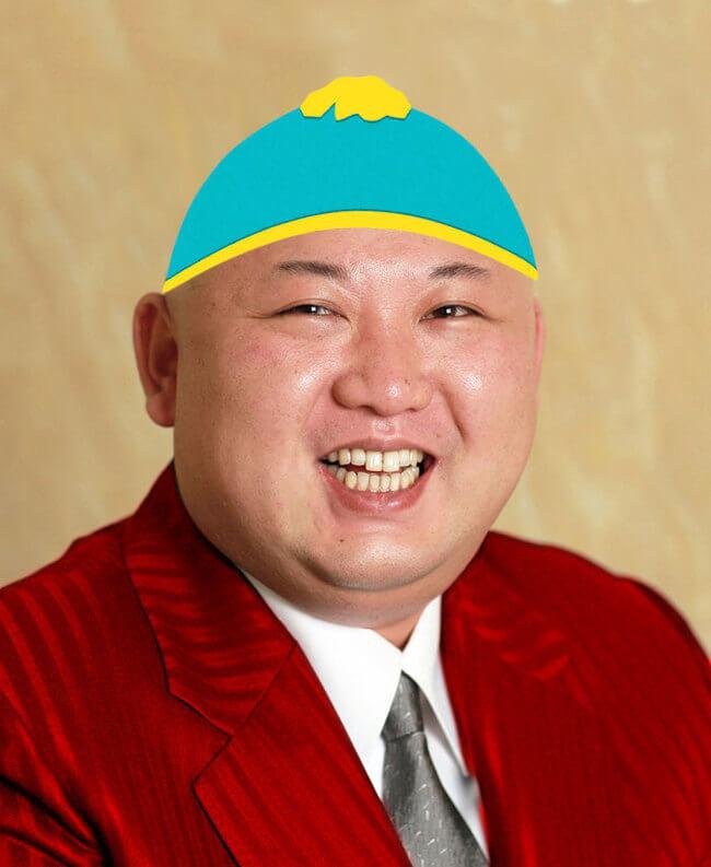 Newly Released Portrait Of Kim Jong-un 1
