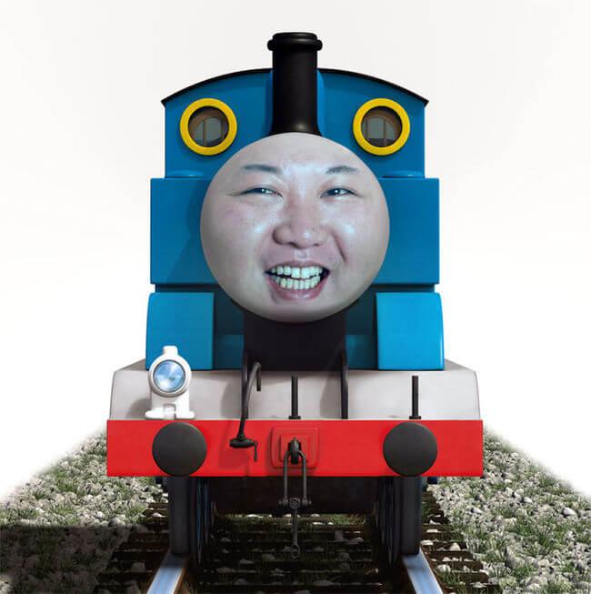 Newly Released Portrait Of Kim Jong-un 11