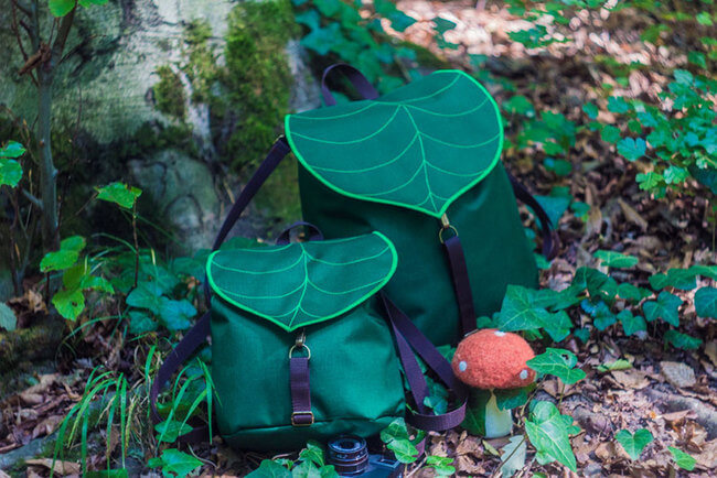 leaf inspired bags 10