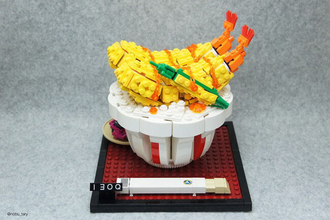 food from lego 4
