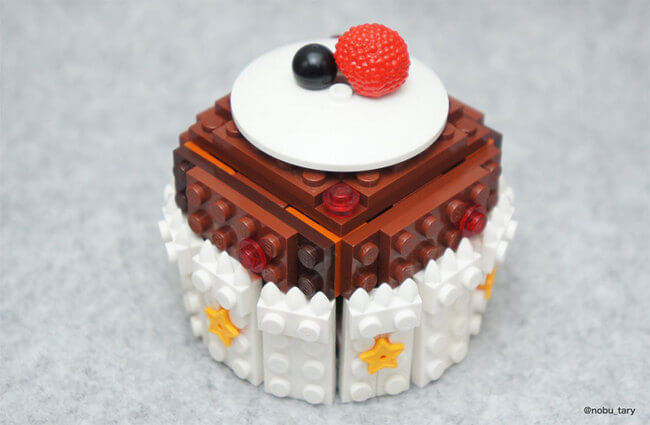 food from lego 7