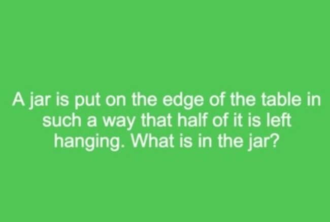 TRICKY Riddle 21