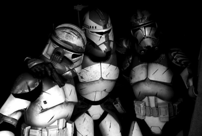 marine storm troopers