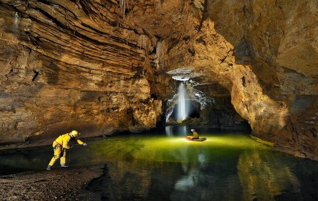 robbie shone cave pictures 4