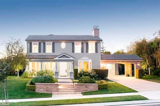 celebrity homes 6