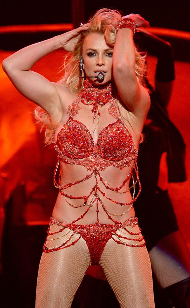 Britney Spears 2016 Billboard Music Awards 1