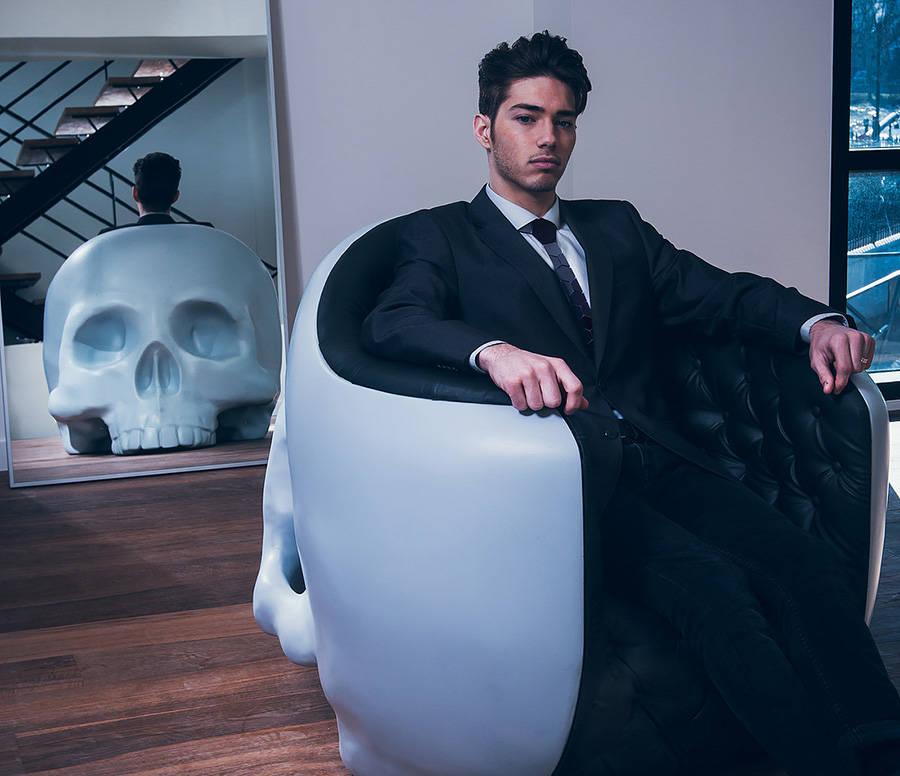 skull armchair 6