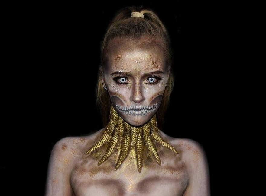 special effects makeup artists | Cosmetics Pictranslator
