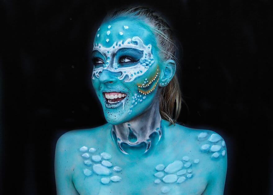 makeup artist special effects | Cosmetics Pictranslator