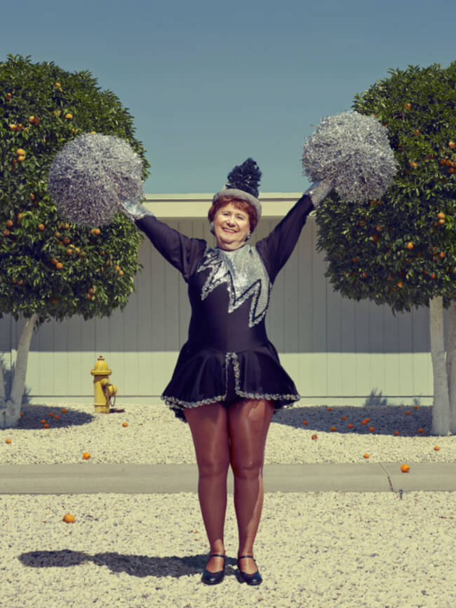 elderly cheerleaders 7