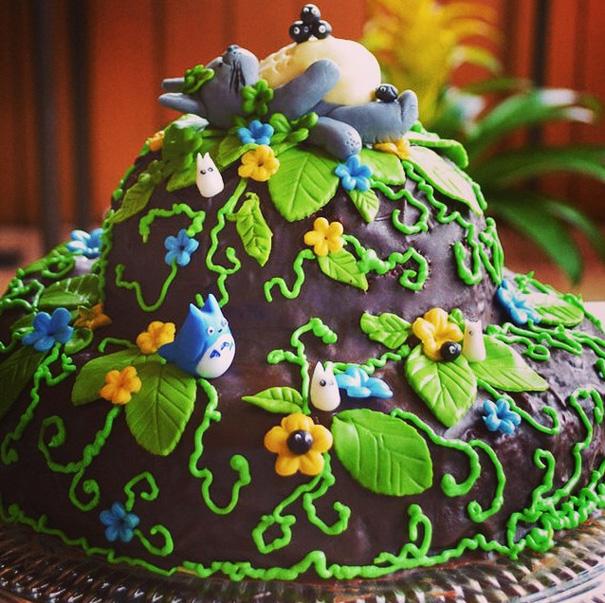 totoro cake 10