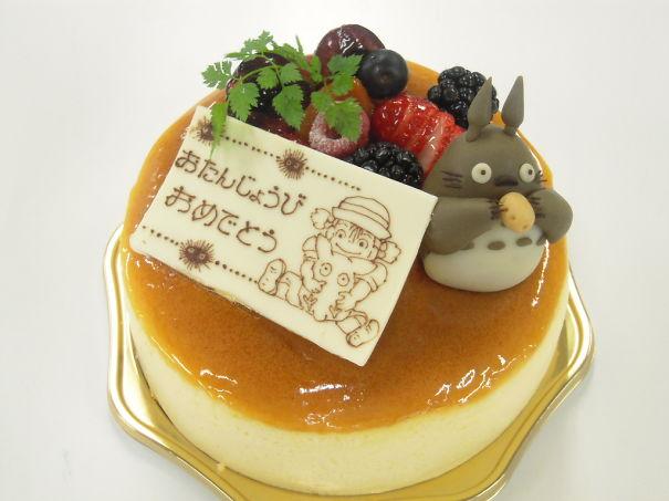 totoro cake 13